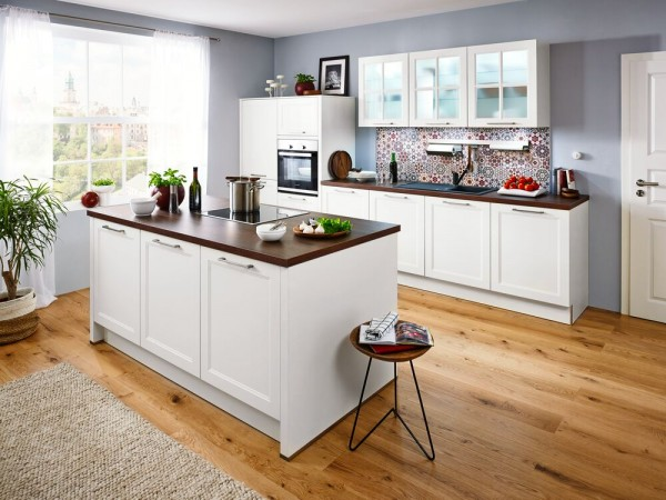 Küche Xhania HC M 3 von xanocs - Landhaus Küche