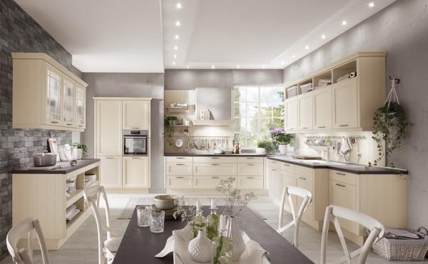 Küche xandora Y 904 von xanocs - Landhaus Küche