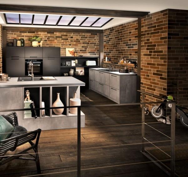 Küche Xhania HS 1070 1 von xanocs - moderne Küchen