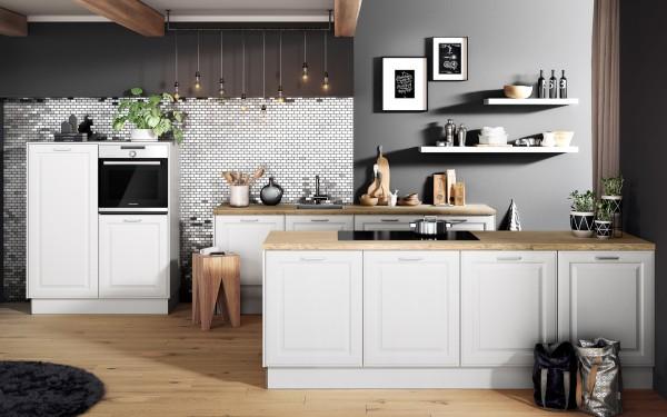 Küche xhania C 401 von xanocs - Landhaus Küche