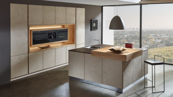 Küche xselin T 707 von xanocs - moderne Küchen