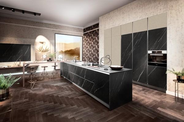 Küche xhania S 904 GS von xanocs - moderne Küchen
