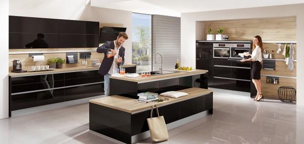 Küche xandora F 401 von xanocs - zeitlose Küchen
