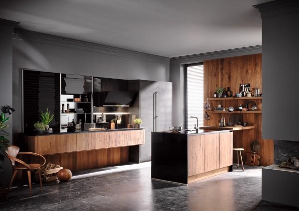 Küche xhania S 1001 von xanocs - moderne Küchen