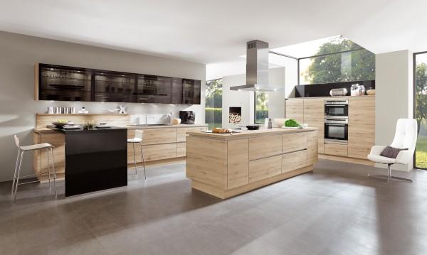 Küche xandora R 203 N von xanocs - zeitlose Küchen