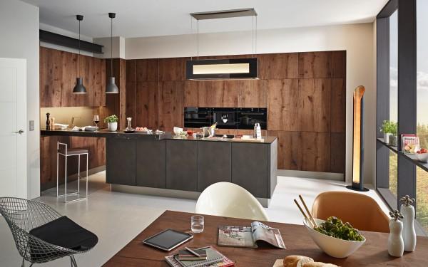 Küche xselin B700 von xanocs - moderne Küchen