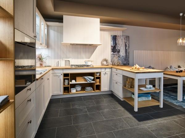 Küche Xselin C 603 von xanocs - Landhaus Küche
