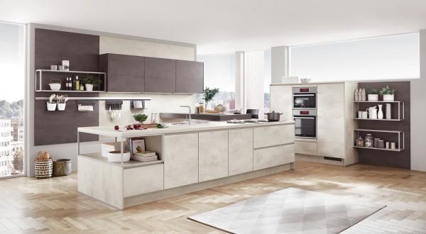 Küche xandora R 203 von xanocs - moderne Küchen