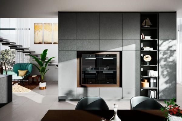 Küche Xhania HS 8000 8 von xanocs - moderne Küchen