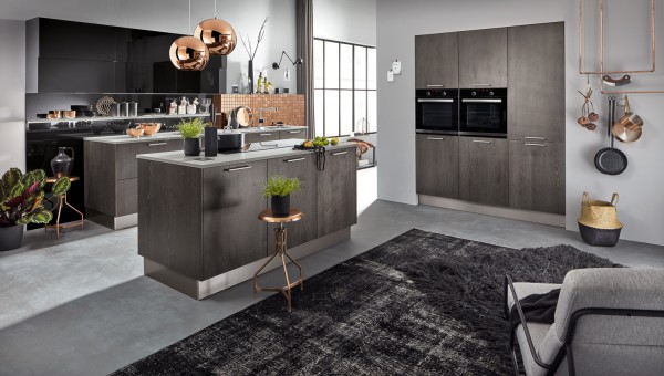 Küche xhania S 901 von xanocs - zeitlose Küchen