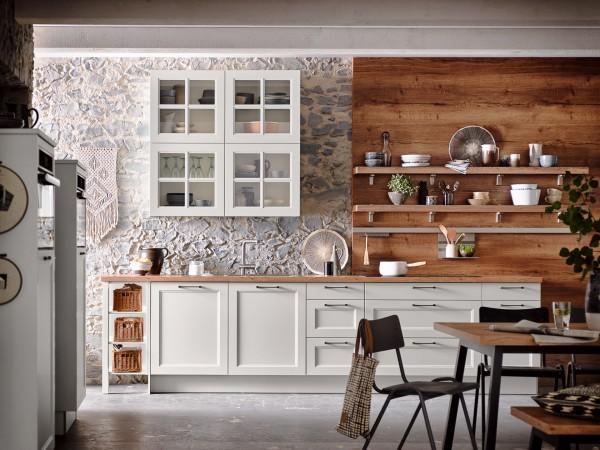 Küche xhania C 404 von xanocs - Landhaus Küche